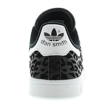 6dd240548 adidas stan smith femme noir leopard